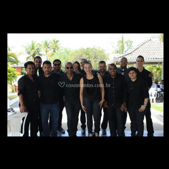 Equipe Tom Dourado Music