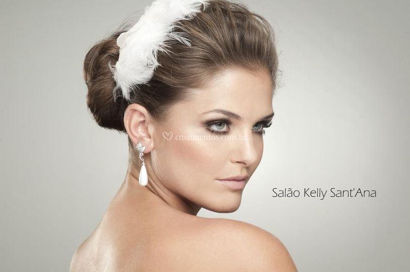Salão de Beleza Kelly Sant'Ana