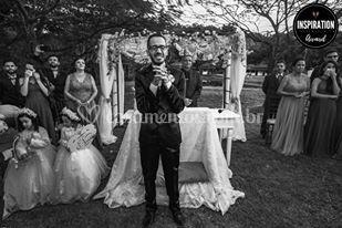 Noivo a espera da noiva