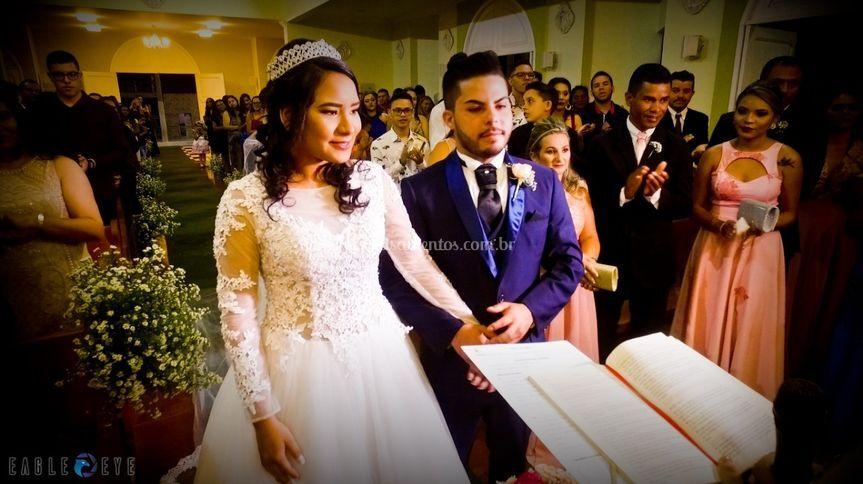 Casamento em 26/09