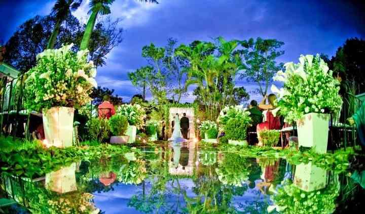 Cerimonia jardim