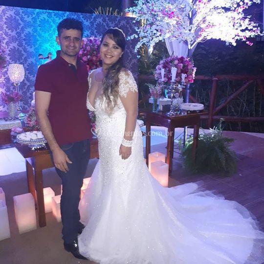 Acompanhamento de Noiva