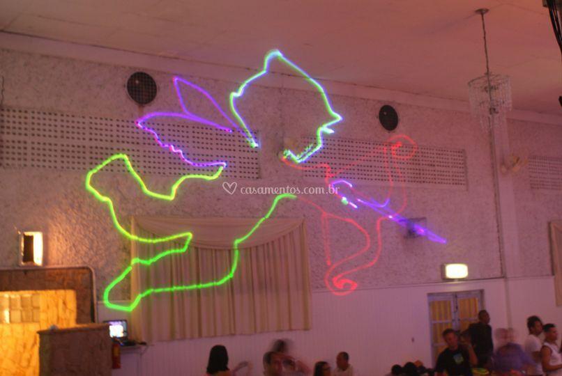 Laser Decorativo