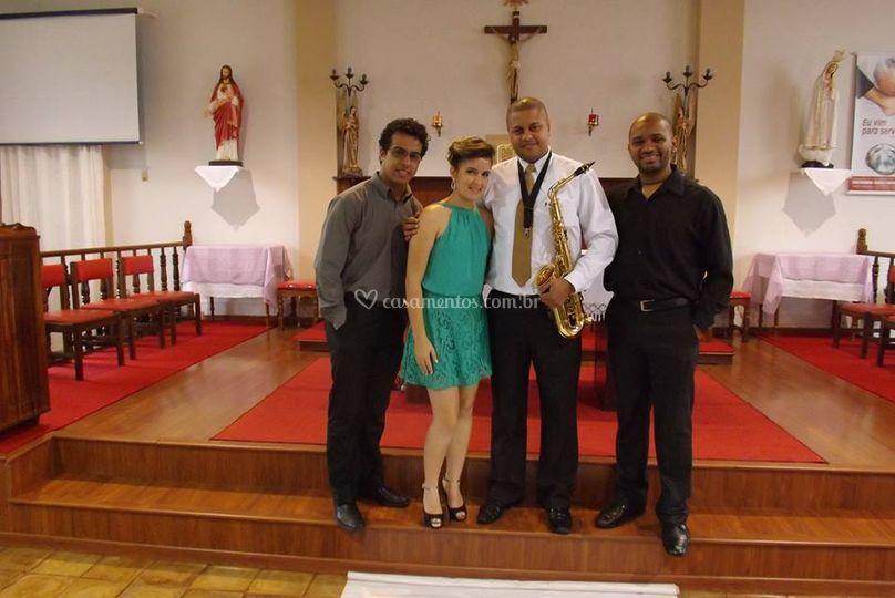 Quarteto Sonare
