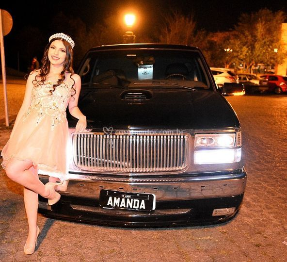 Limousine 14 lugares