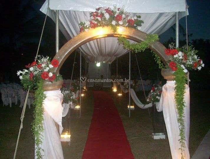 Ideal para casamentos