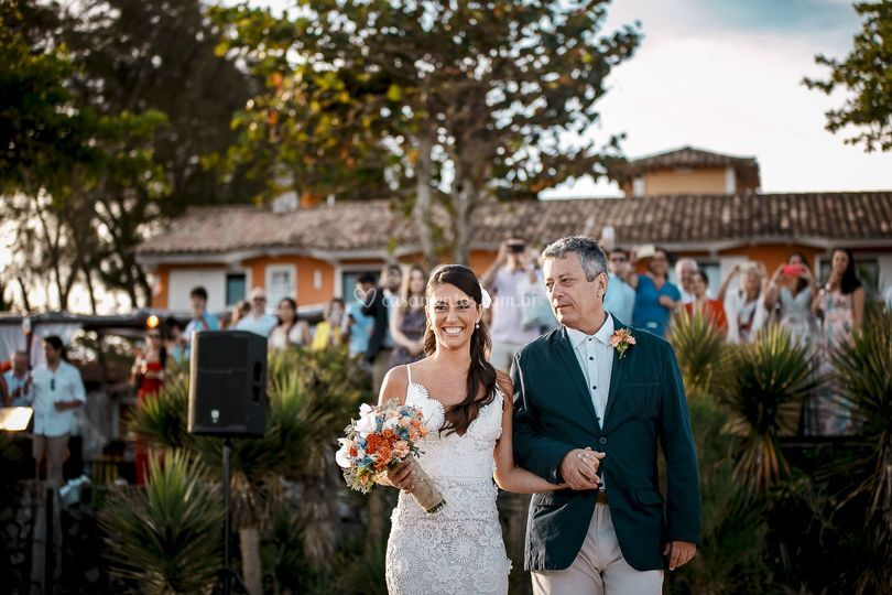 Casamento na praia,Búzios - RJ
