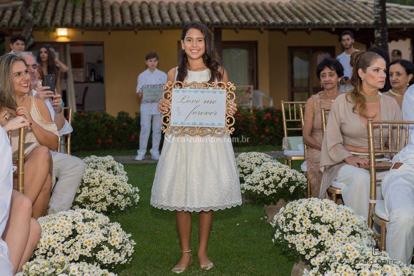 Cerimônia Casamento na Praia