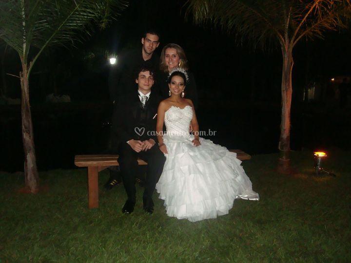 Assessoria completa de casamentos