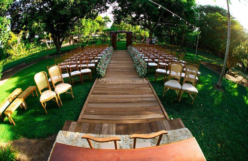Espaço Celebração Casamento