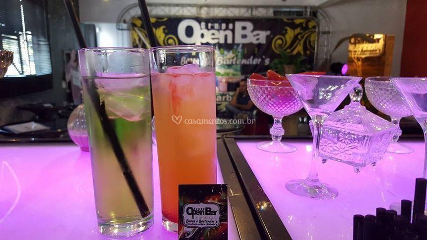 Grupo Open Bar