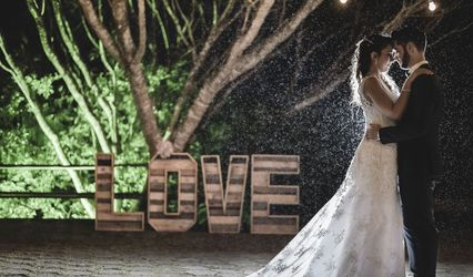 O casamento de Silvia e Jamil