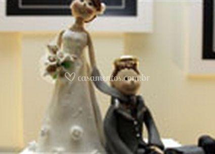 A felicidade do casal