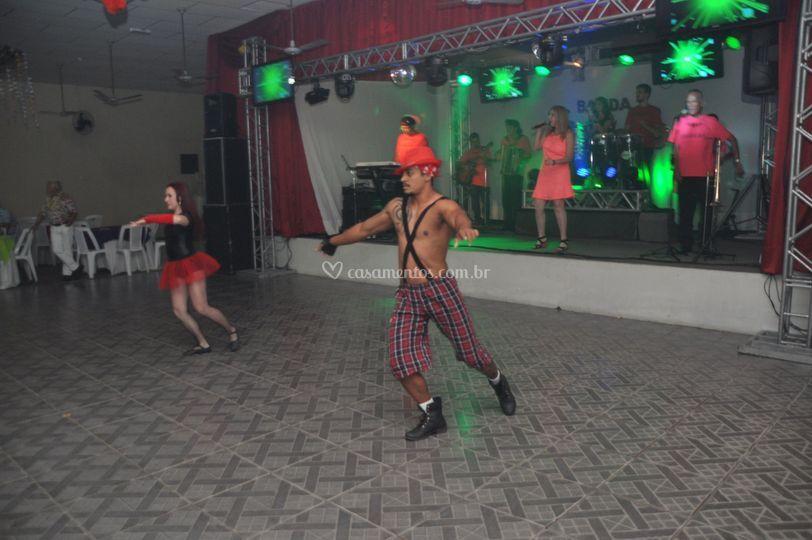 Baile do Havay em Três Lagoas