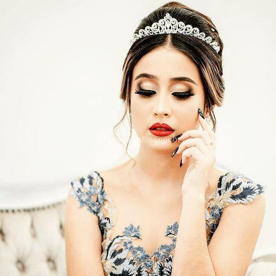 Mini Coroa Princesa