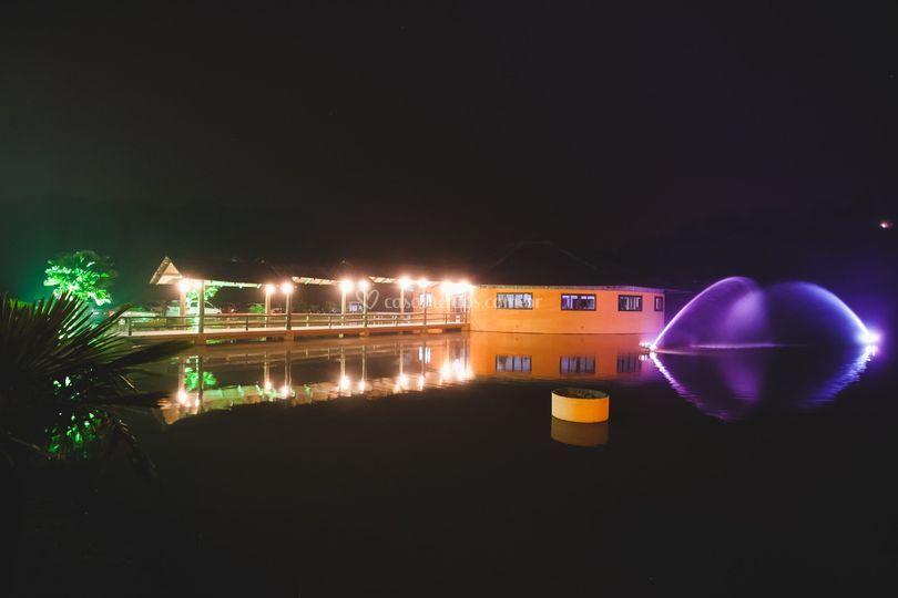 Salão do lago