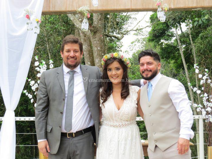 Casamento Mari & Cris