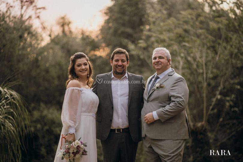 Casamento Mariá & Paulo
