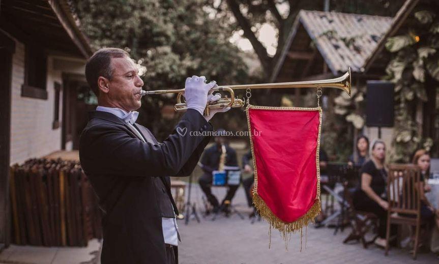 Trompete Triunfal (clarinada)