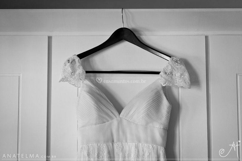 Making of - Vestido A Modista
