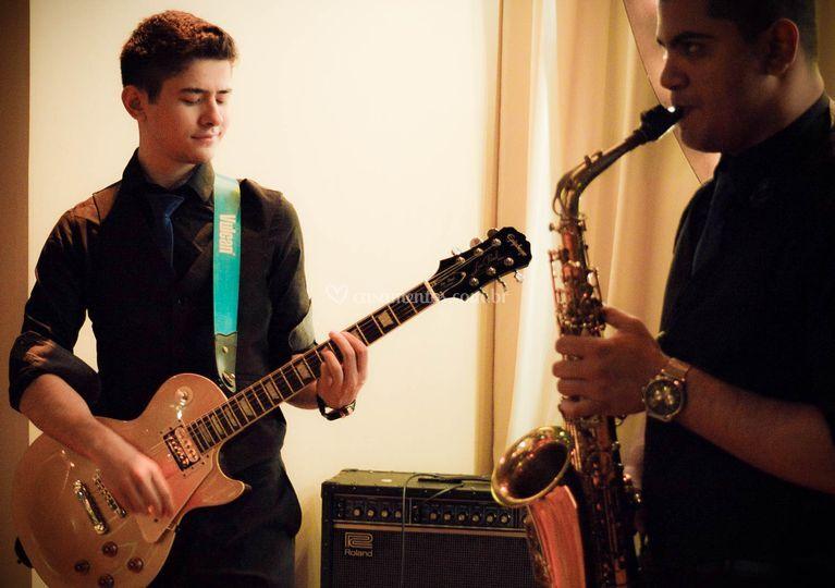 Recepção - jazz reception