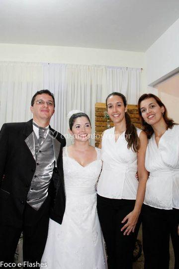 Equipe de assessoria