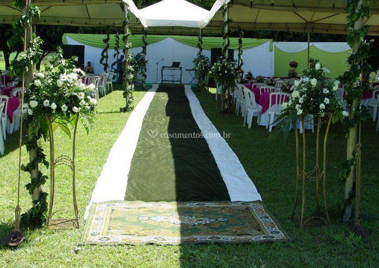Chácara para casamentos