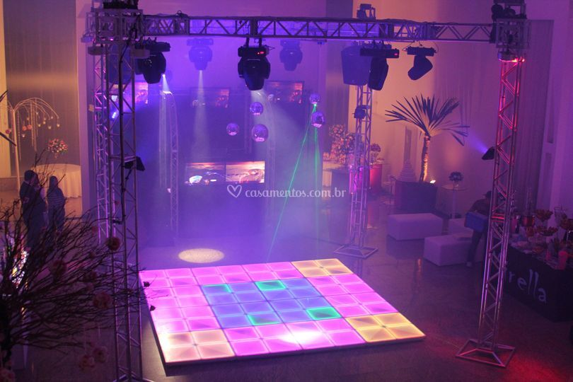 Grid Full Som, Luz e Pista Led