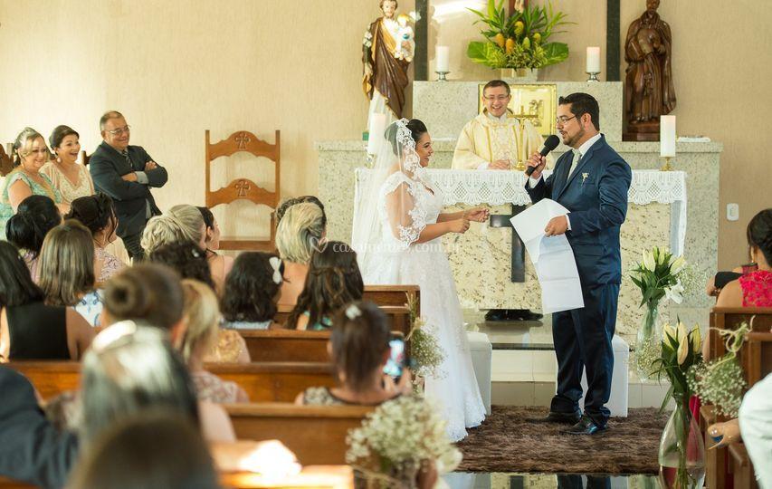 Casamento de victor e fabiana