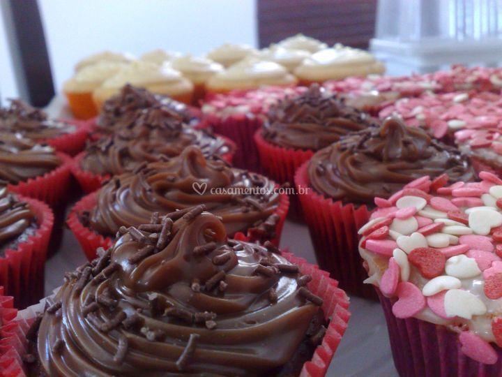 Chocolate com Brigadeiro