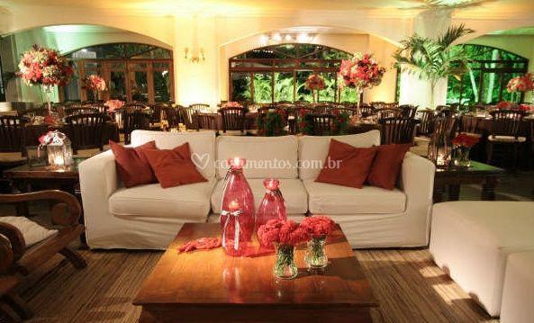 Conforto para convidados