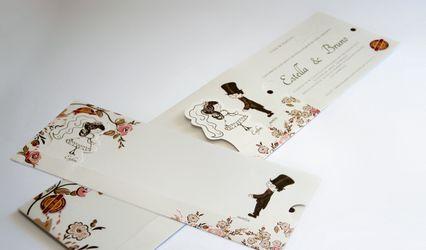 DCS Convites de Casamento
