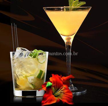 Drinks para casamentos