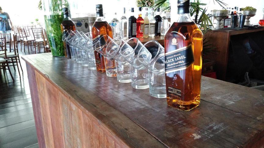 Bar de whisky