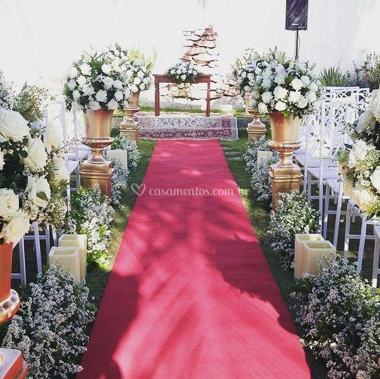 Caminho de noiva