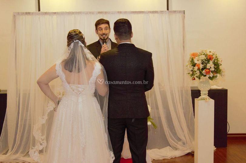 Simulação de casamento