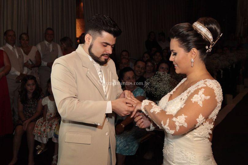 Casamento Natália e Édypo
