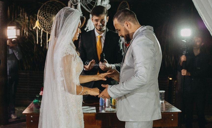 Casamento em Itapira