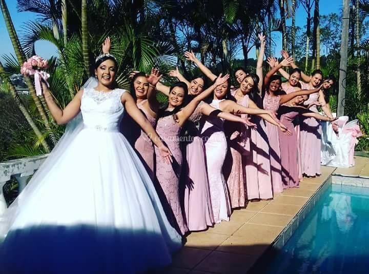 Noivas e Madrinhas