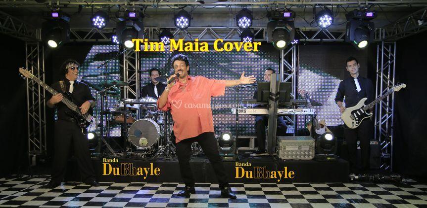Tim Maia cover