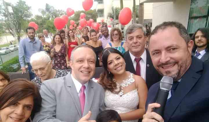 Rodrigo Campos Celebrante