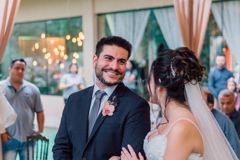 Ingrid e Marcelo