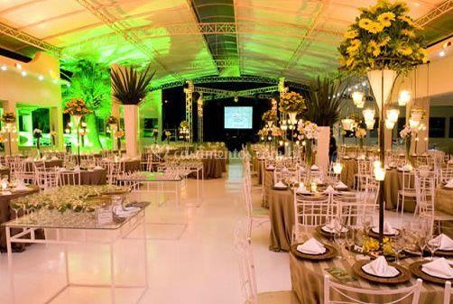 Salão para eventos de Dauds Buffet