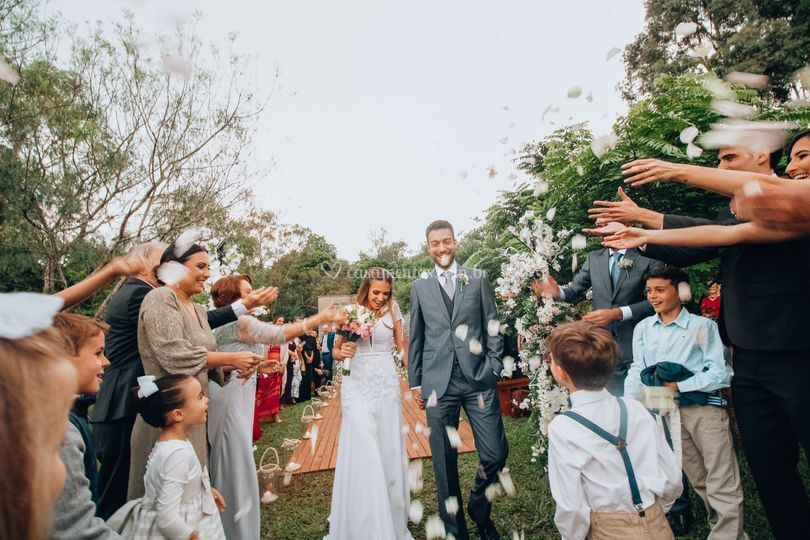 Casamento Lívia & Fábio