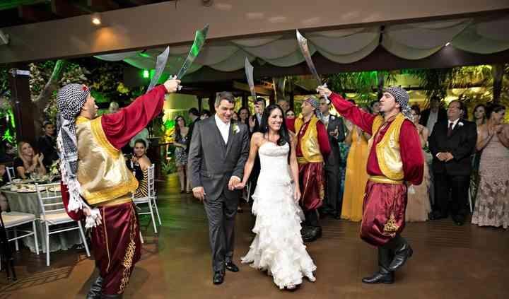 Litani - Árabe Brasileiro & Dança do Ventre