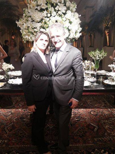 Rejane e Roberto Cohen