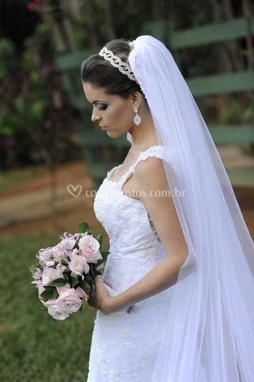 Noiva Real: Cristina