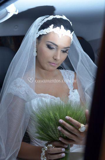 Noiva Real: Daiana