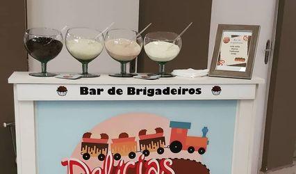 Delícias Sem Fronteiras - Bar de Brigadeiros
