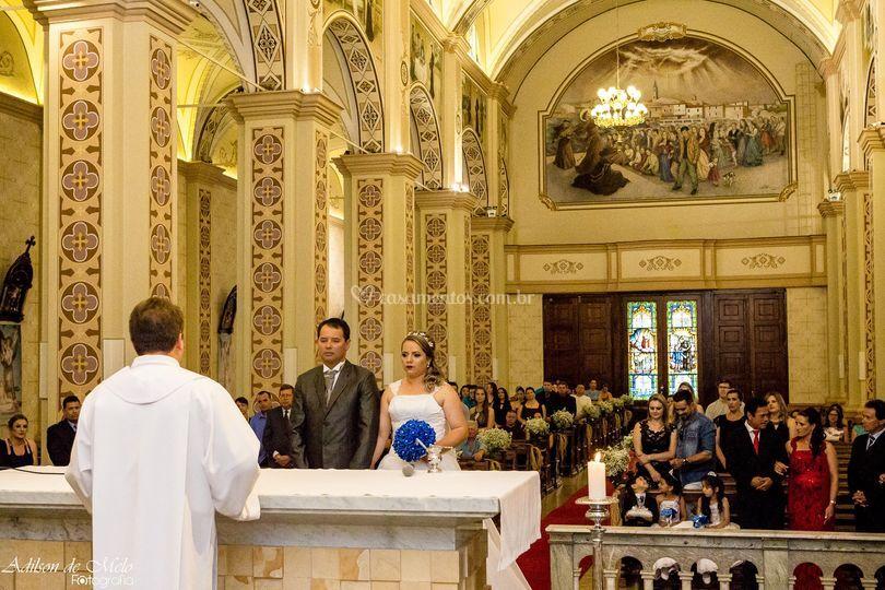 Cerimônia Católica
